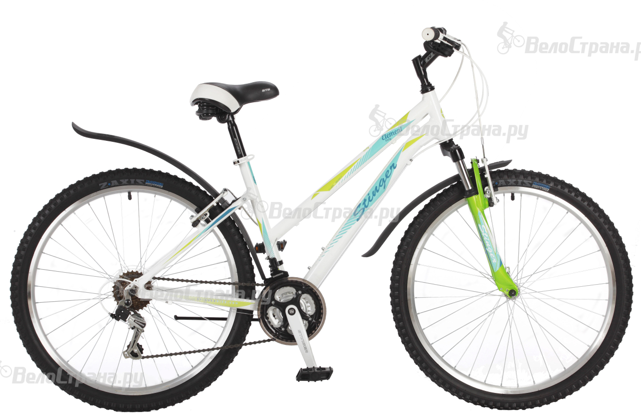Велосипед Stinger Element Lady 26 (2017) велосипед stinger element lady d 26 2016
