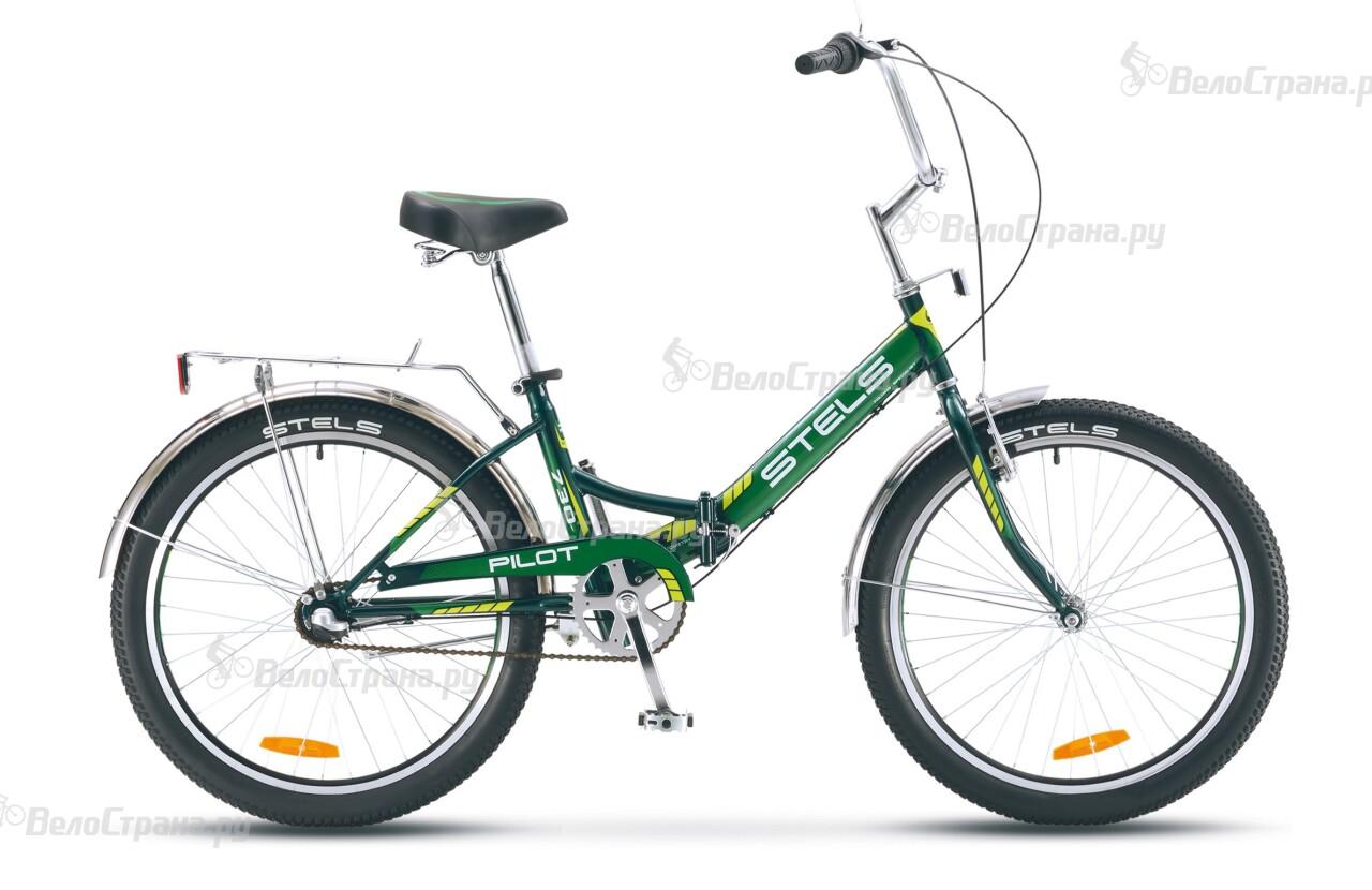 Велосипед Stels Pilot 730 (2016) велосипед stels navigator 310 2016