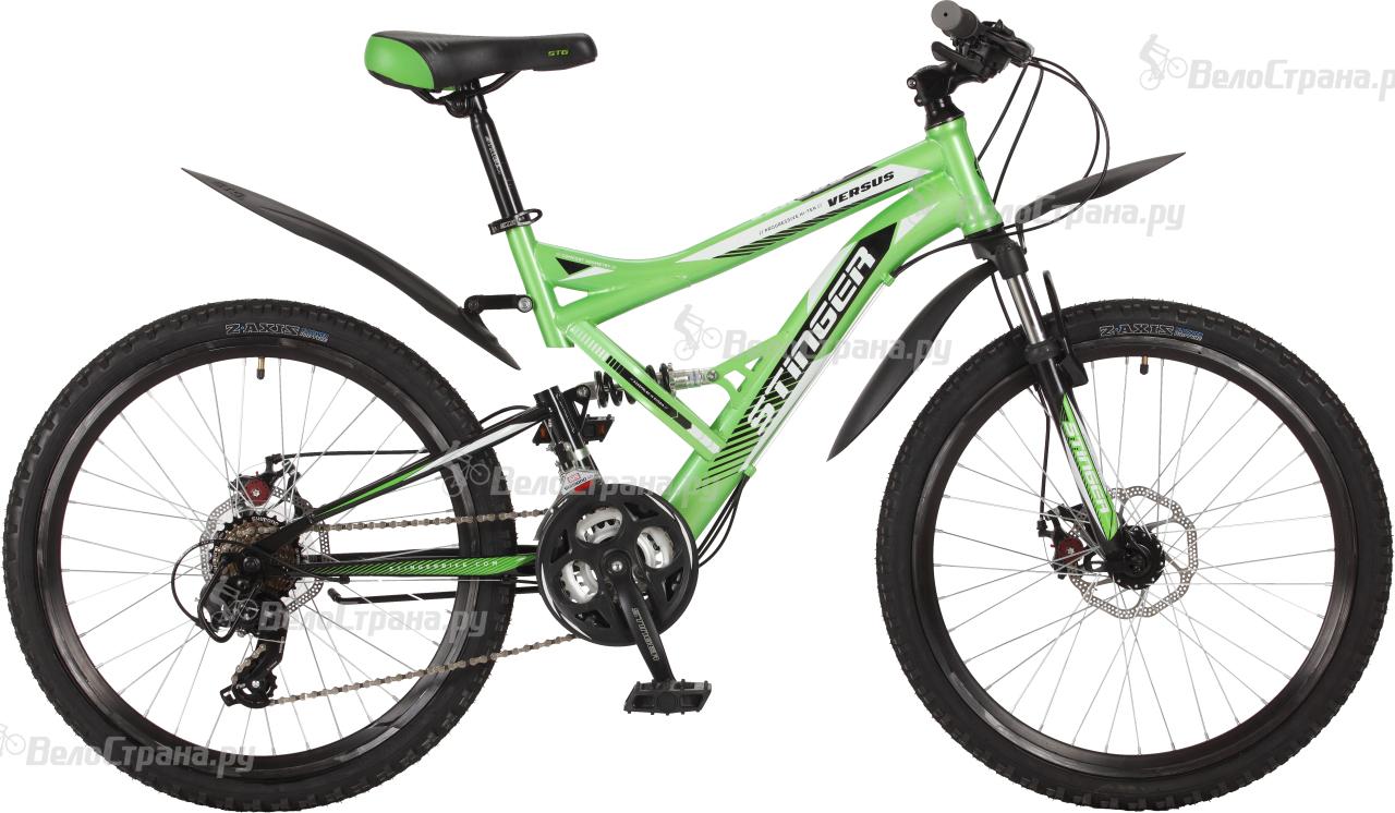 Велосипед Stinger Versus D 24 (2017) stinger х60865 к versus d 26 blue