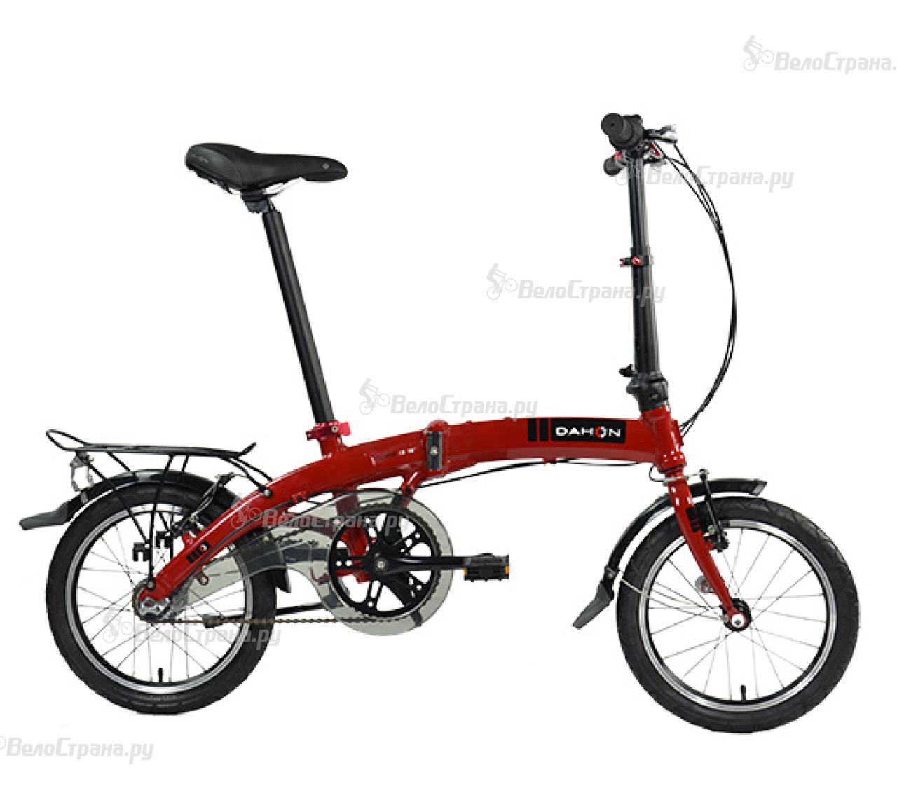 Велосипед Dahon Curve i3 16 (2017)