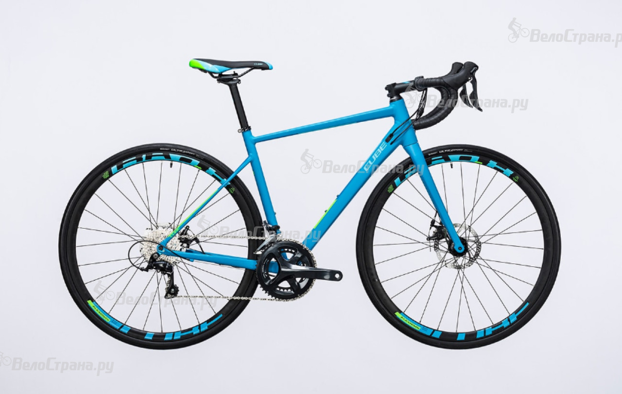 Велосипед Cube AXIAL WLS Pro Disc (2017)