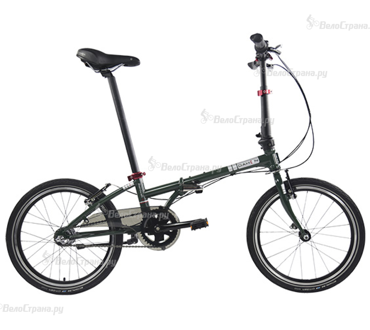 Велосипед Dahon Boardwalk i3 (2017)