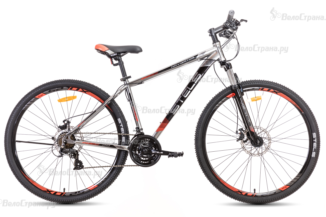 Велосипед Stels Navigator 500 MD 29 (2017) велосипед stels navigator 850 md 2016