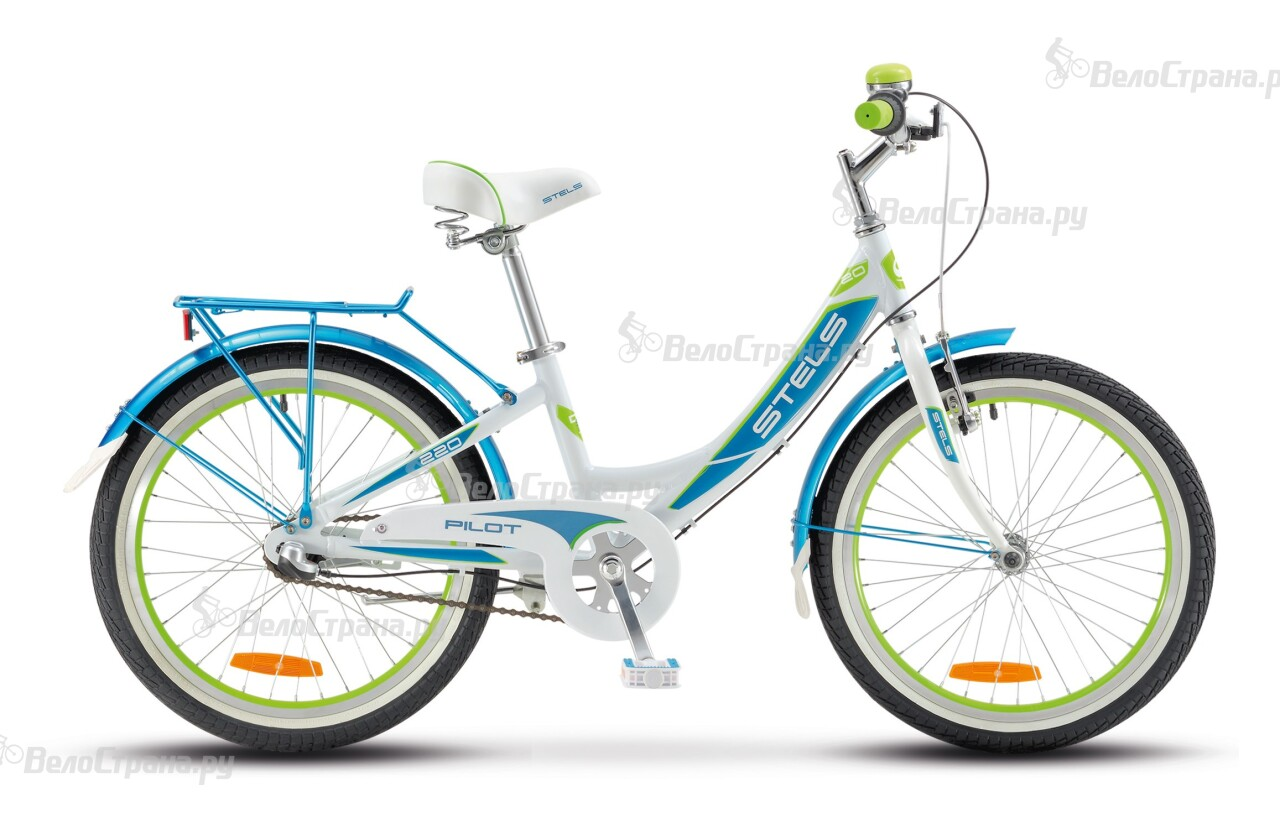 Велосипед Stels Pilot 220 Girl (2016) велосипед stels pilot 240 girl 3sp 2015