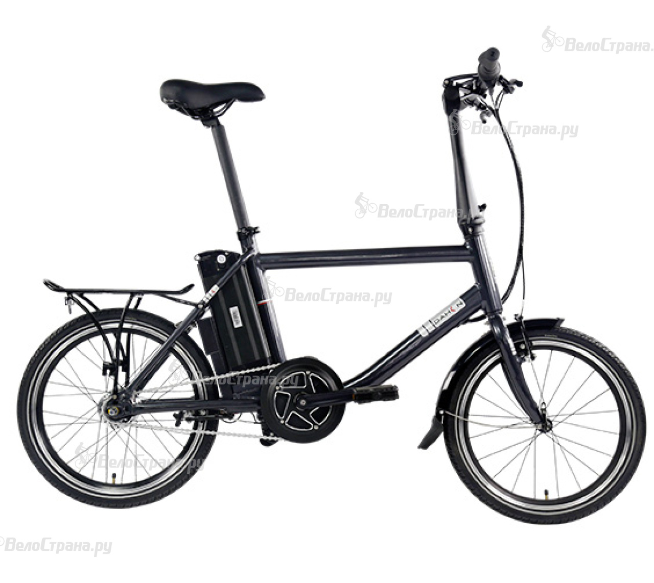 Велосипед Dahon Compact ES i7 (2017)