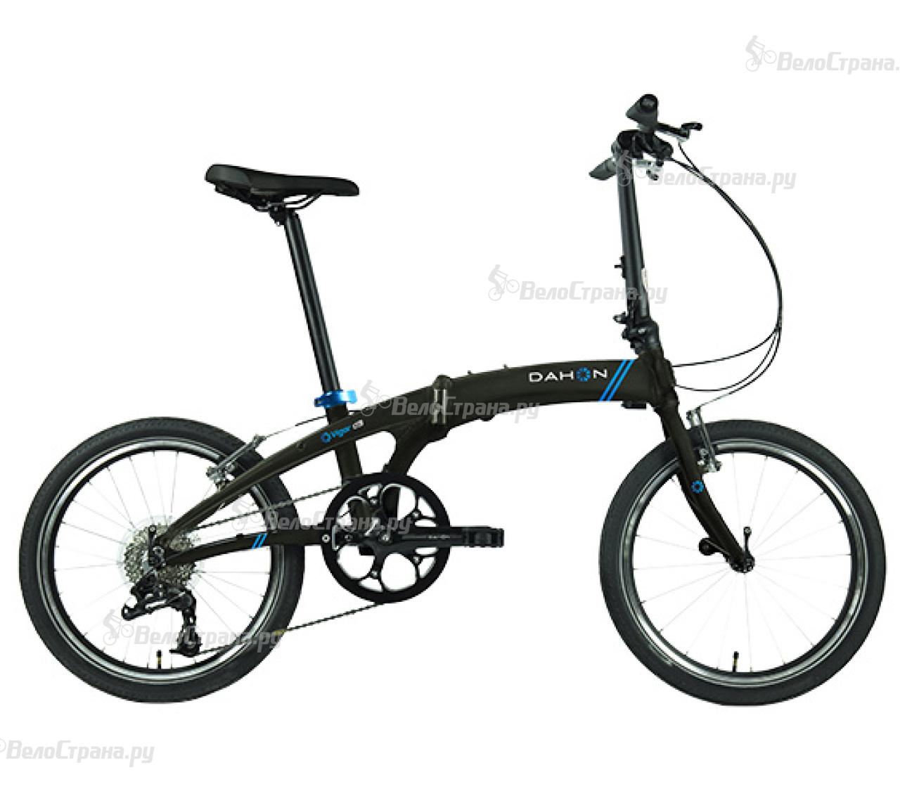 Велосипед Dahon Vigor D9 (2017) велосипед dahon vybe d7 u 2017