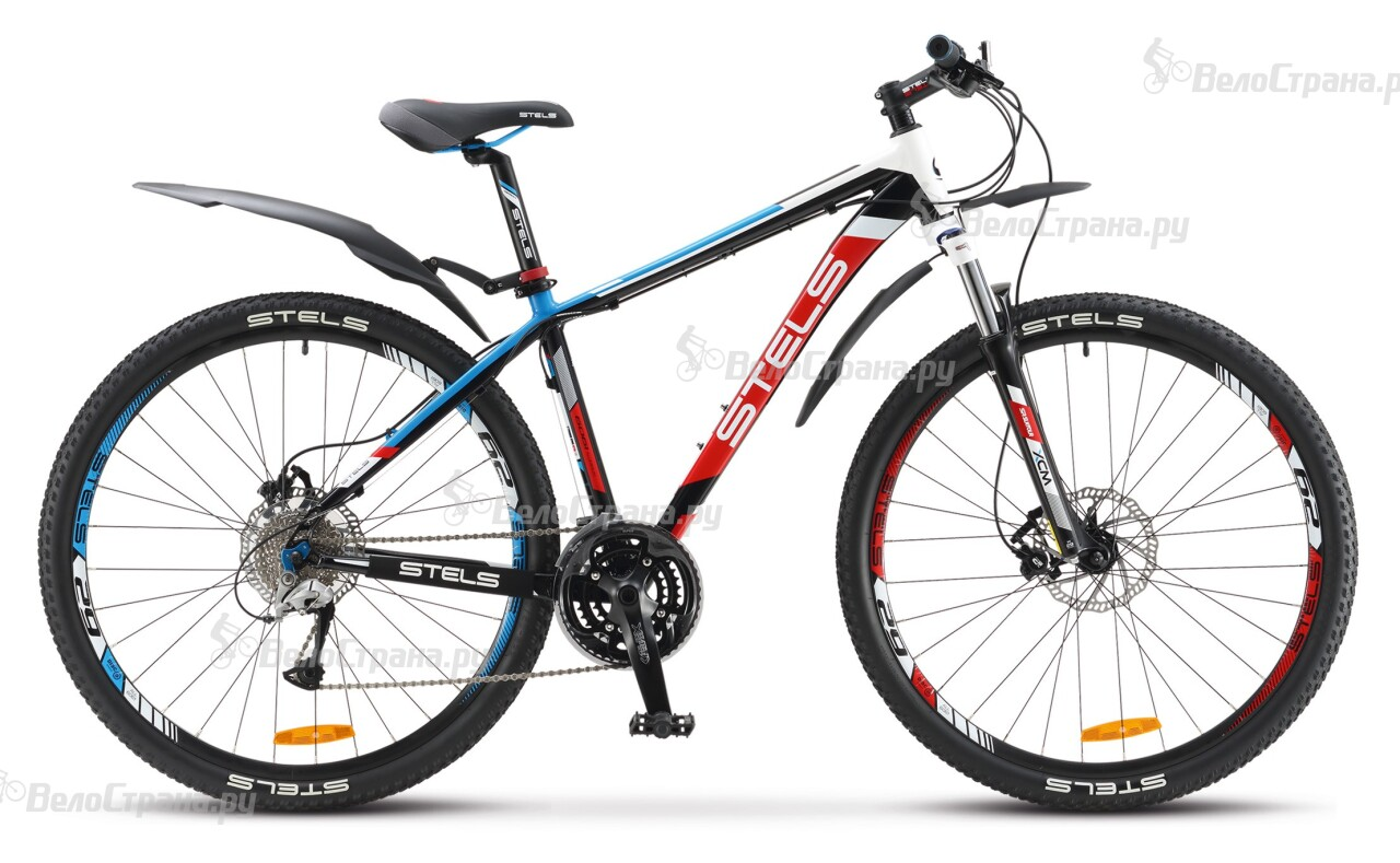 Велосипед Stels Navigator 930 D (2016) велосипед stels navigator 290 2016