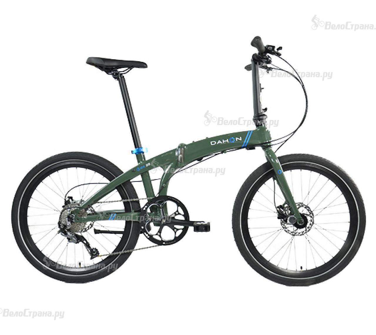 Велосипед Dahon IOS D9 (2017)