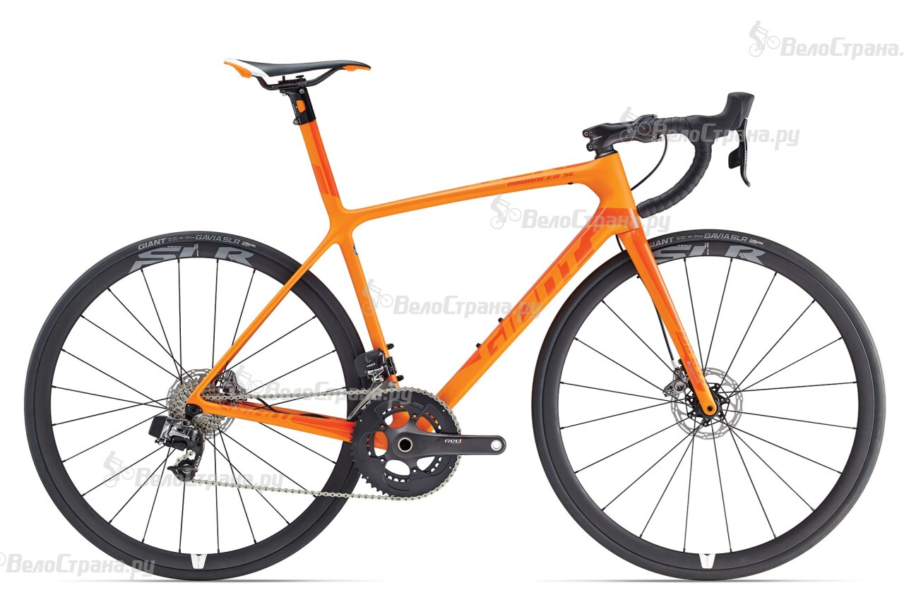 Велосипед Giant TCR Advanced SL 0 Disc (2017)