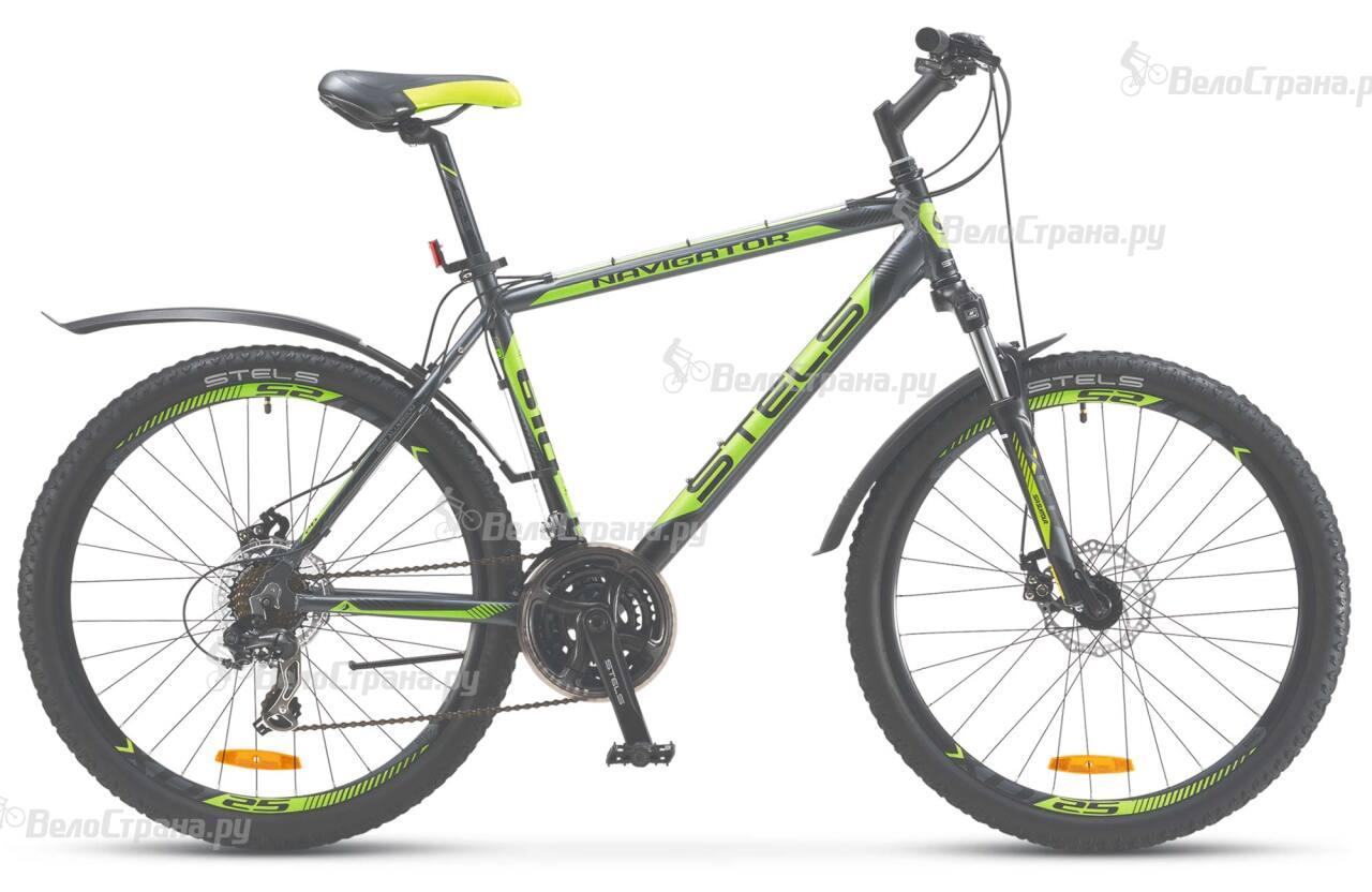 Велосипед Stels Navigator 610 MD (2016) велосипед stels voyager md 2016