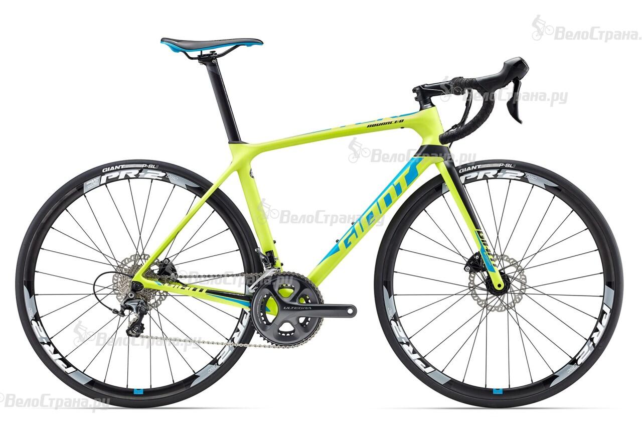 Велосипед Giant TCR Advanced 1 Disc (2017)