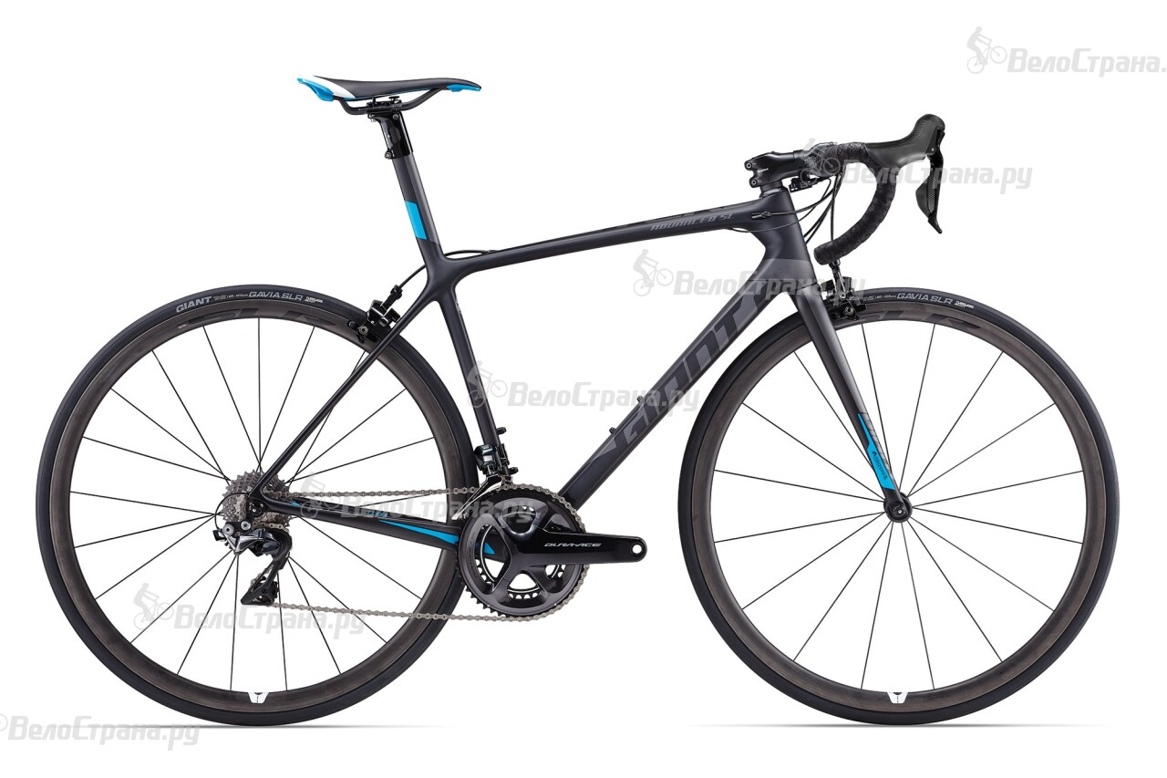 Велосипед Giant TCR Advanced SL 0-DA Di2 (2017)