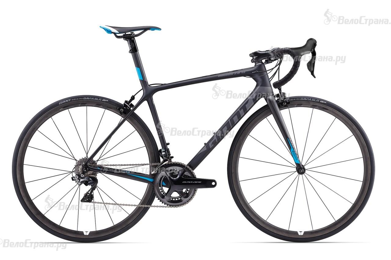 Велосипед Giant TCR Advanced SL 0-DA Di2 (2017) велосипед giant tcr advanced sl 2 2017
