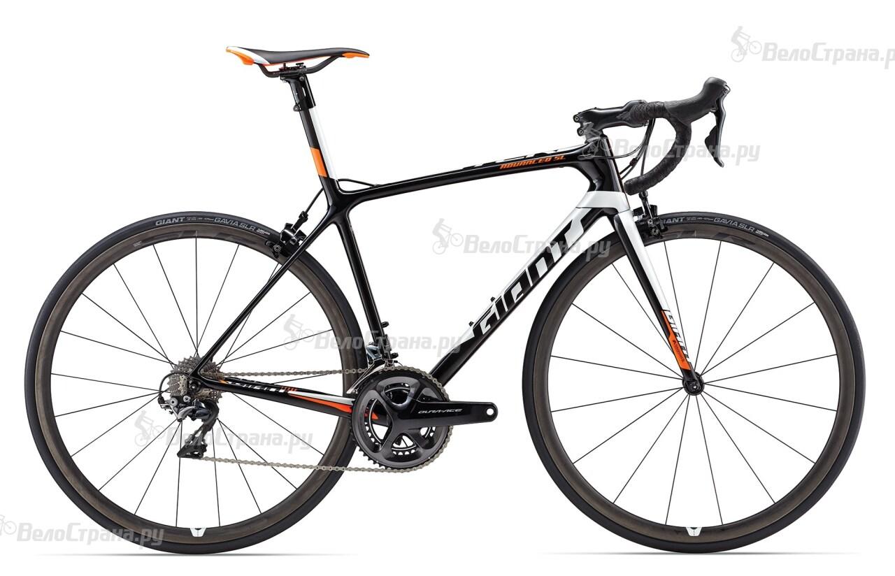 Велосипед Giant TCR Advanced SL 1 (2017) велосипед giant tcr advanced sl 3 isp compact 2013