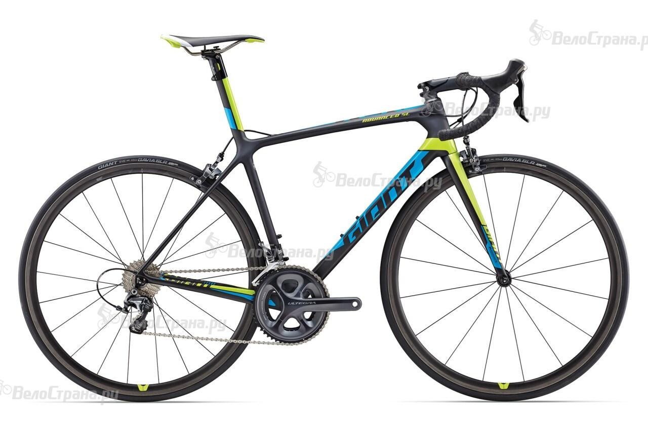 Велосипед Giant TCR Advanced SL 2 (2017) велосипед giant tcr advanced sl 3 isp compact 2013