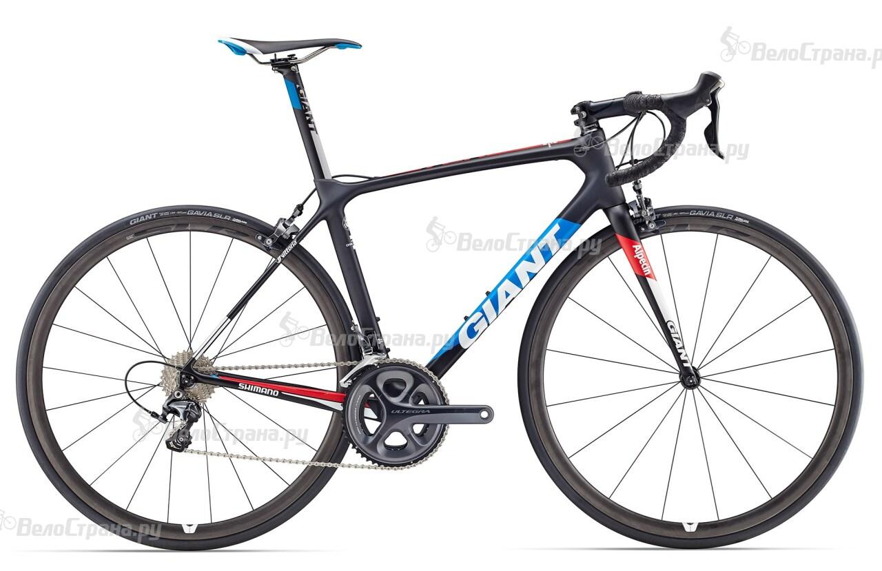 Велосипед Giant TCR Advanced Pro Team (2017)