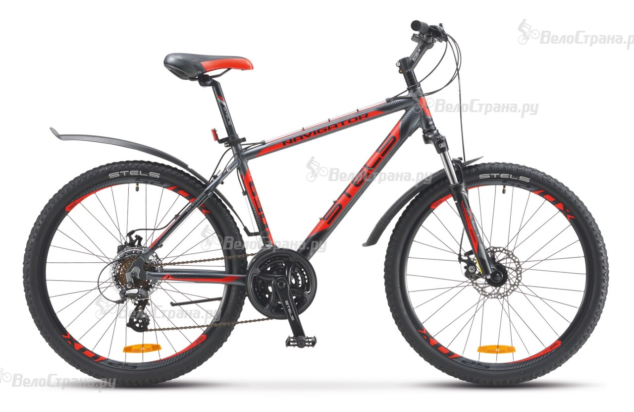 Велосипед Stels Navigator 630 MD (2016) велосипед stels navigator 490 md 2016