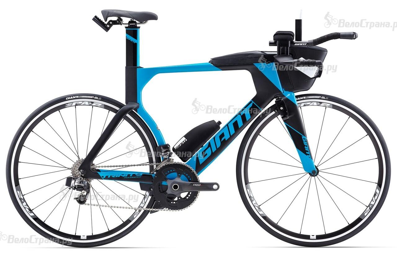 Велосипед Giant Trinity Advanced Pro 0 (2017) велосипед giant trinity advanced sl 1 2014