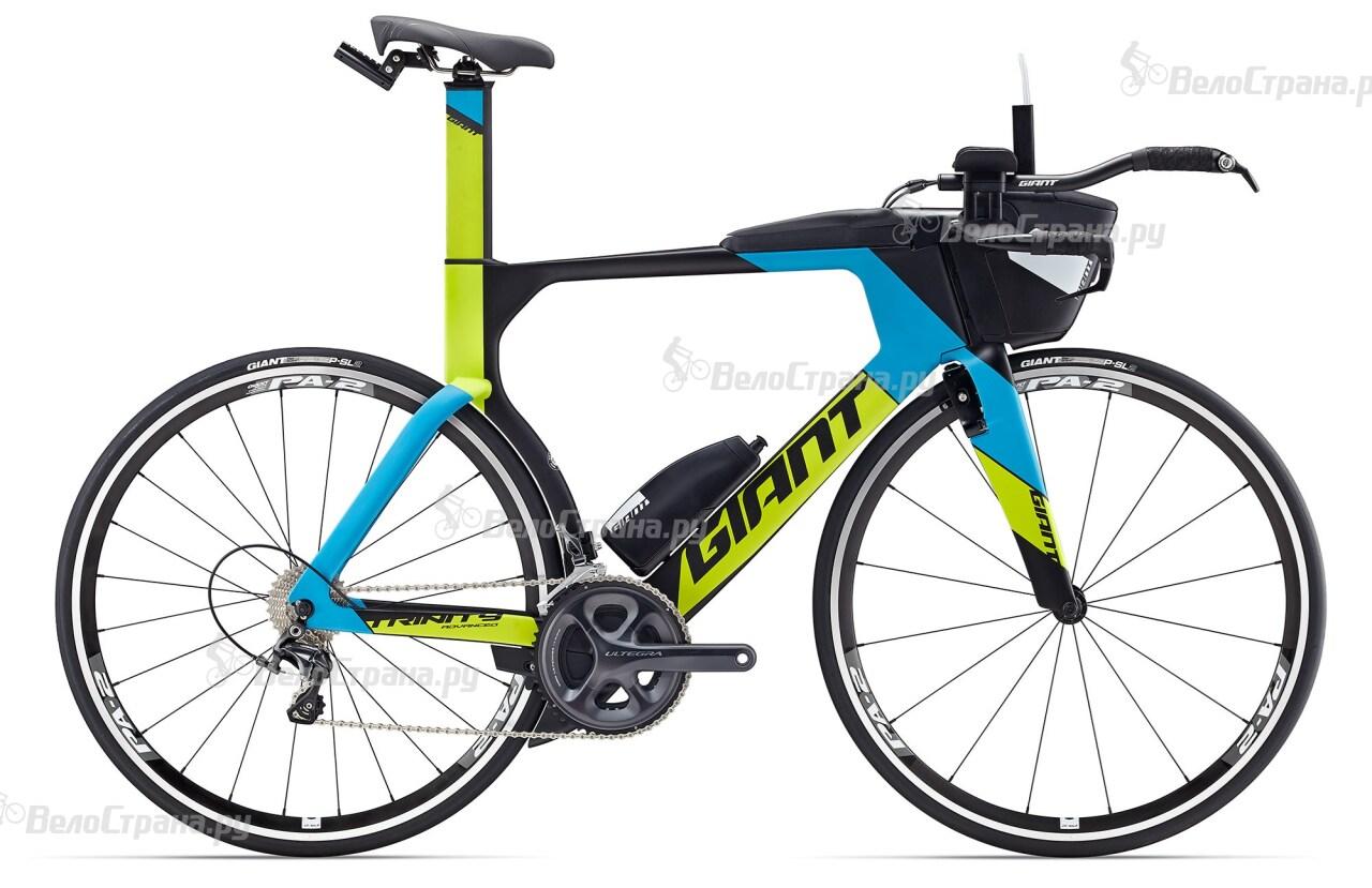 Велосипед Giant Trinity Advanced Pro 2 (2017) велосипед giant trinity advanced sl 1 2014