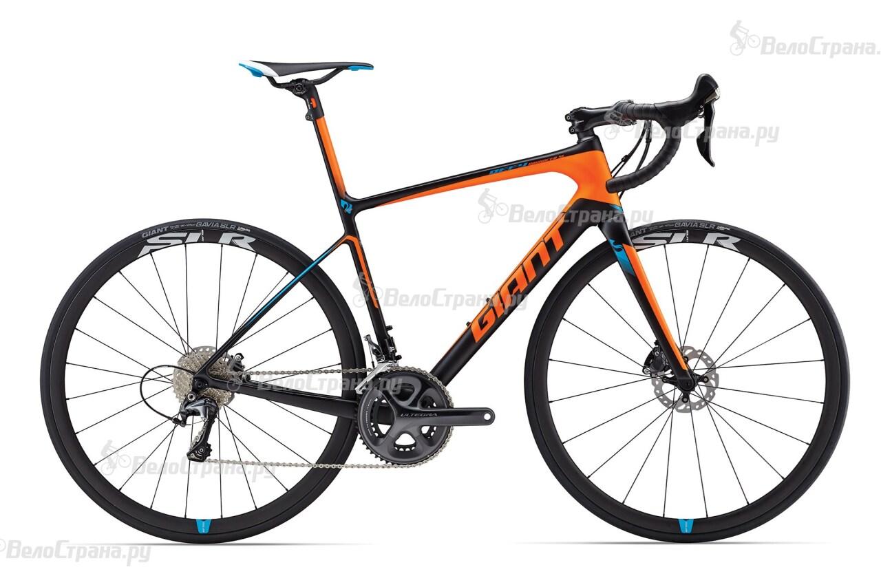 Велосипед Giant Defy Advanced SL 1 (2017)