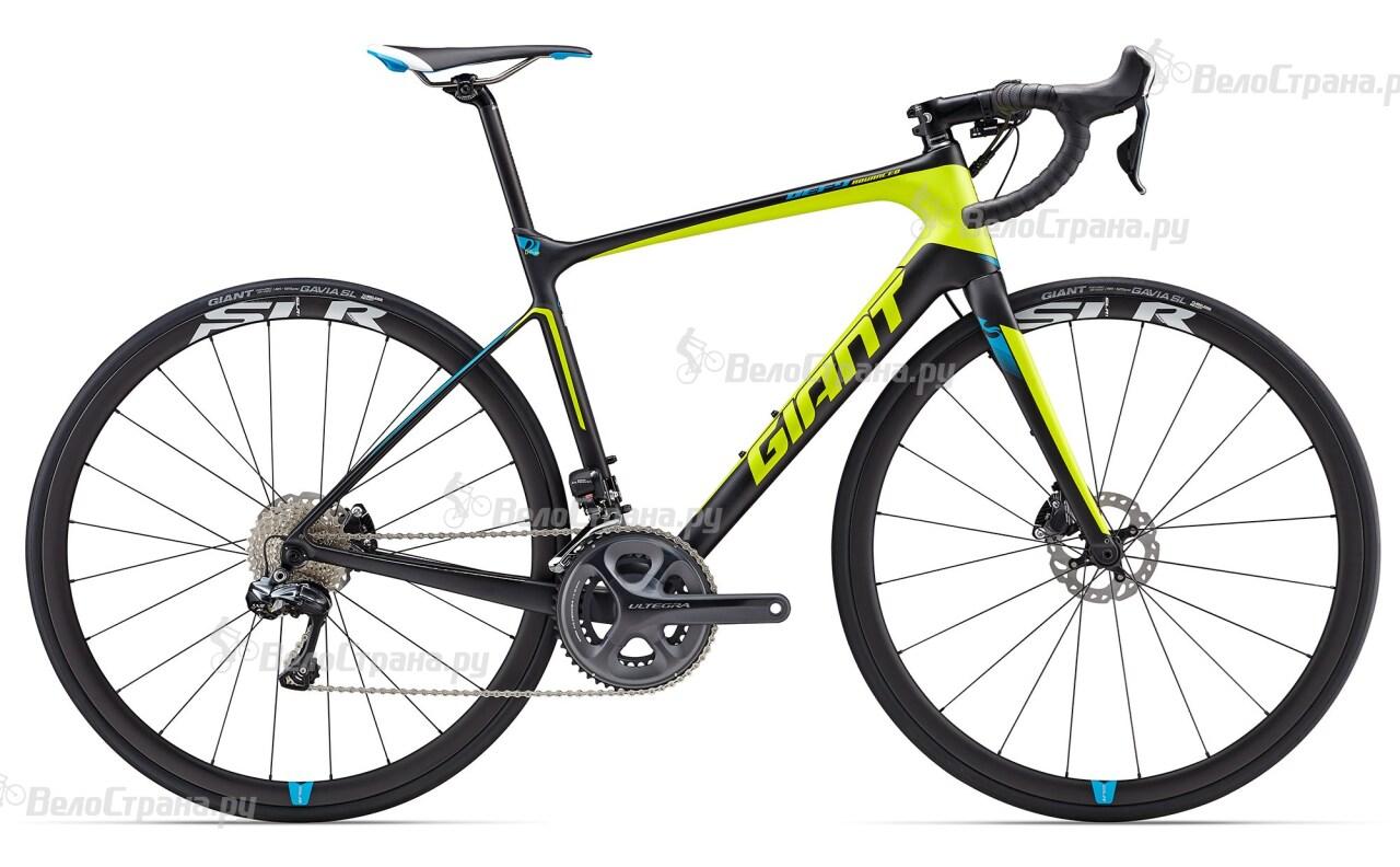 Велосипед Giant Defy Advanced Pro 0 (2017) advanced the mvp pro