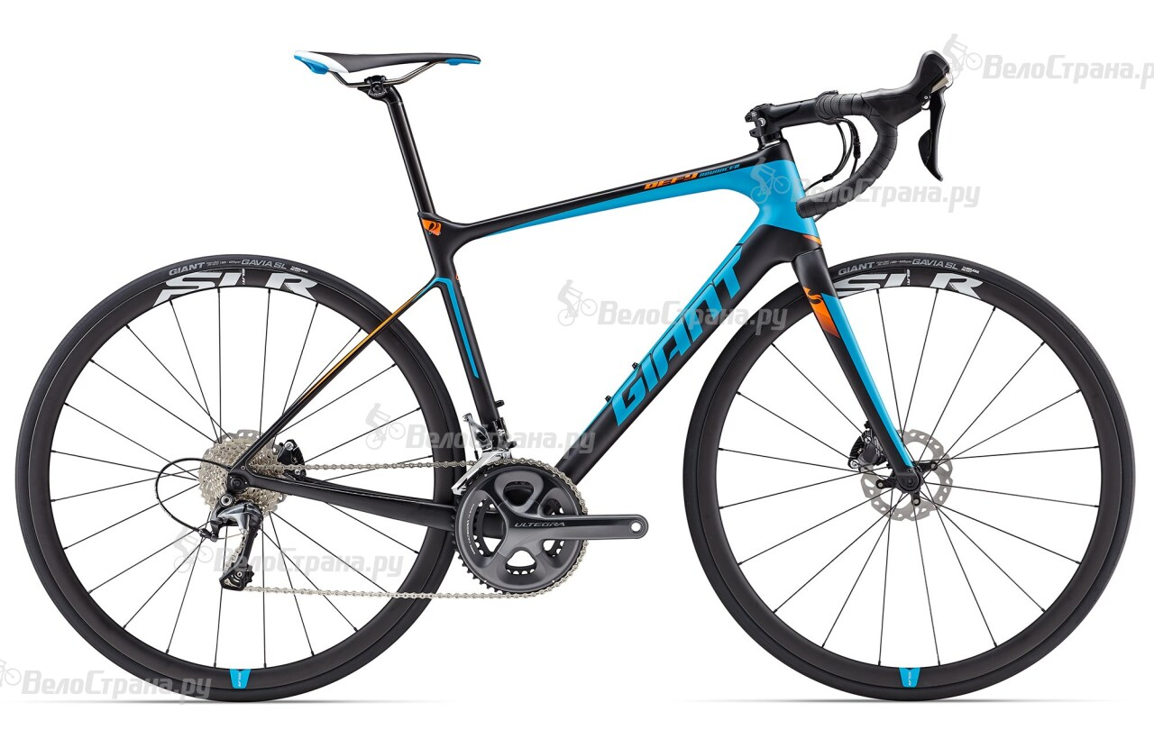 Велосипед Giant Defy Advanced Pro 1 (2017) велосипед giant defy advanced pro 1 2016