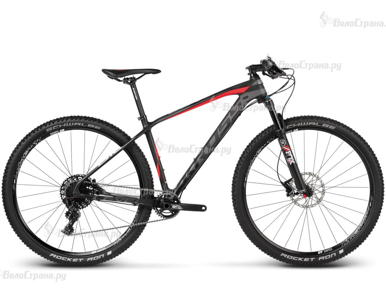 Велосипед Kross Level B10 (2017)