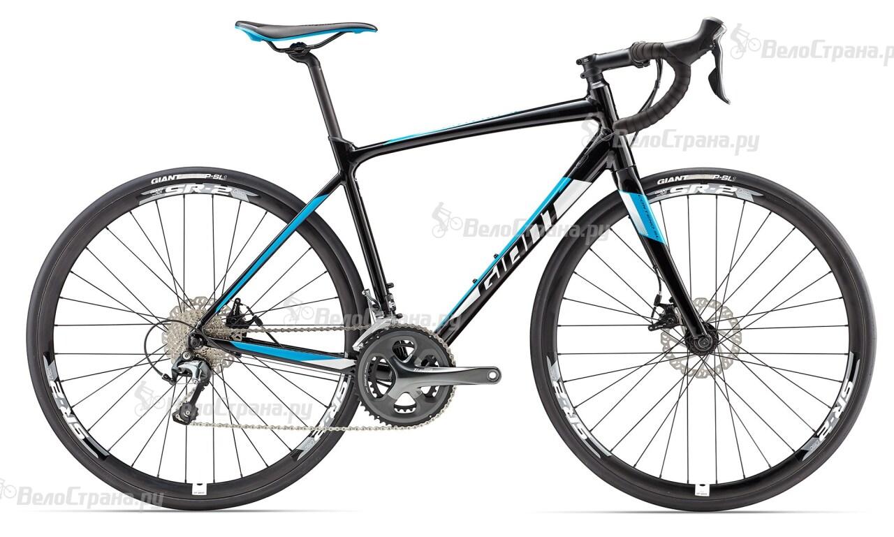 Велосипед Giant Contend SL Disc 2 (2017)