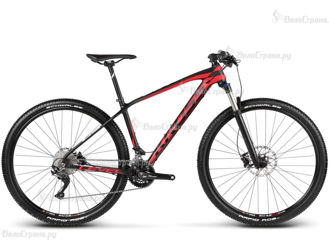 Велосипед Kross Level B9 (2017) велосипед kross level b9 29er 2013