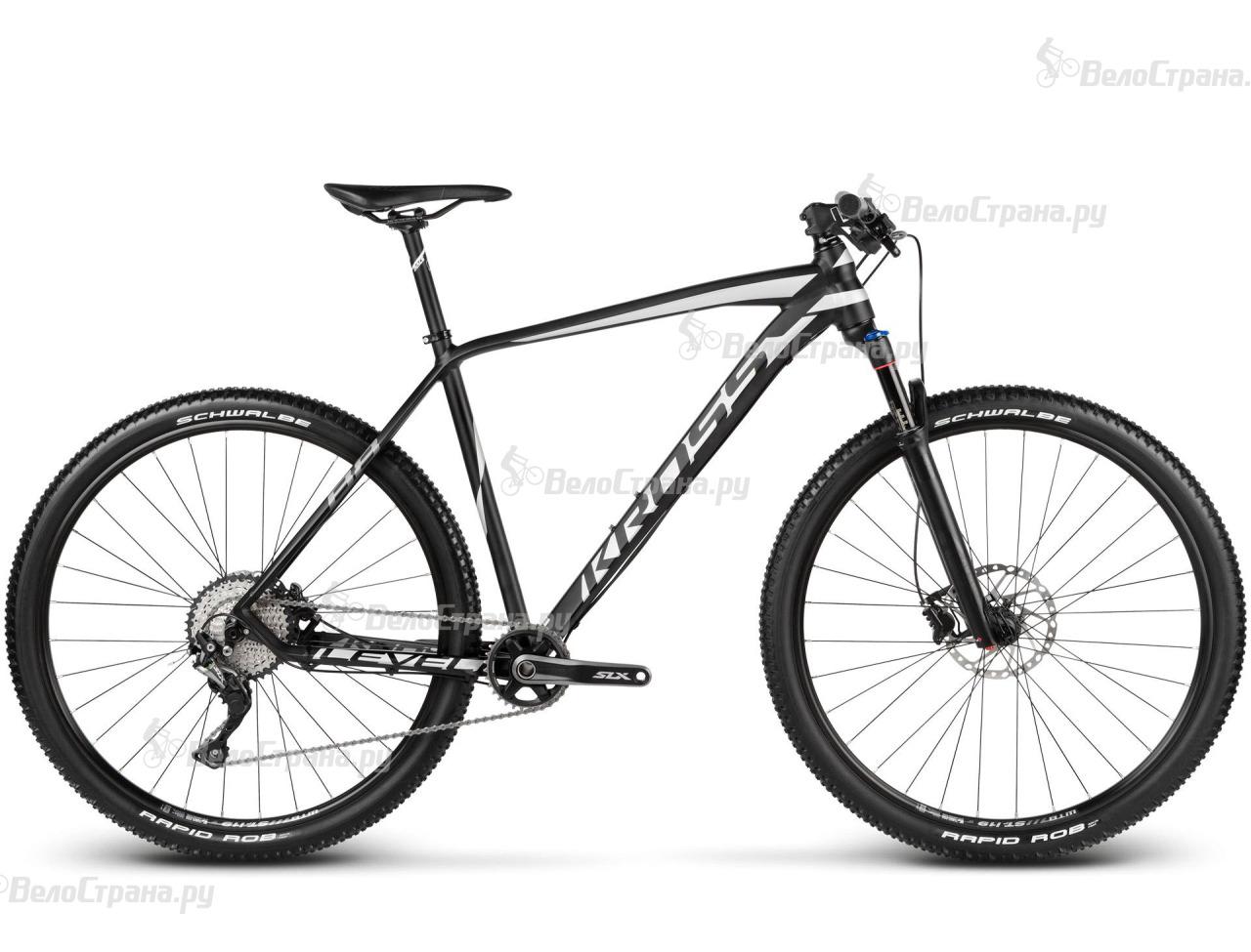 Велосипед Kross Level B8 (2017) велосипед kross level b8 2015