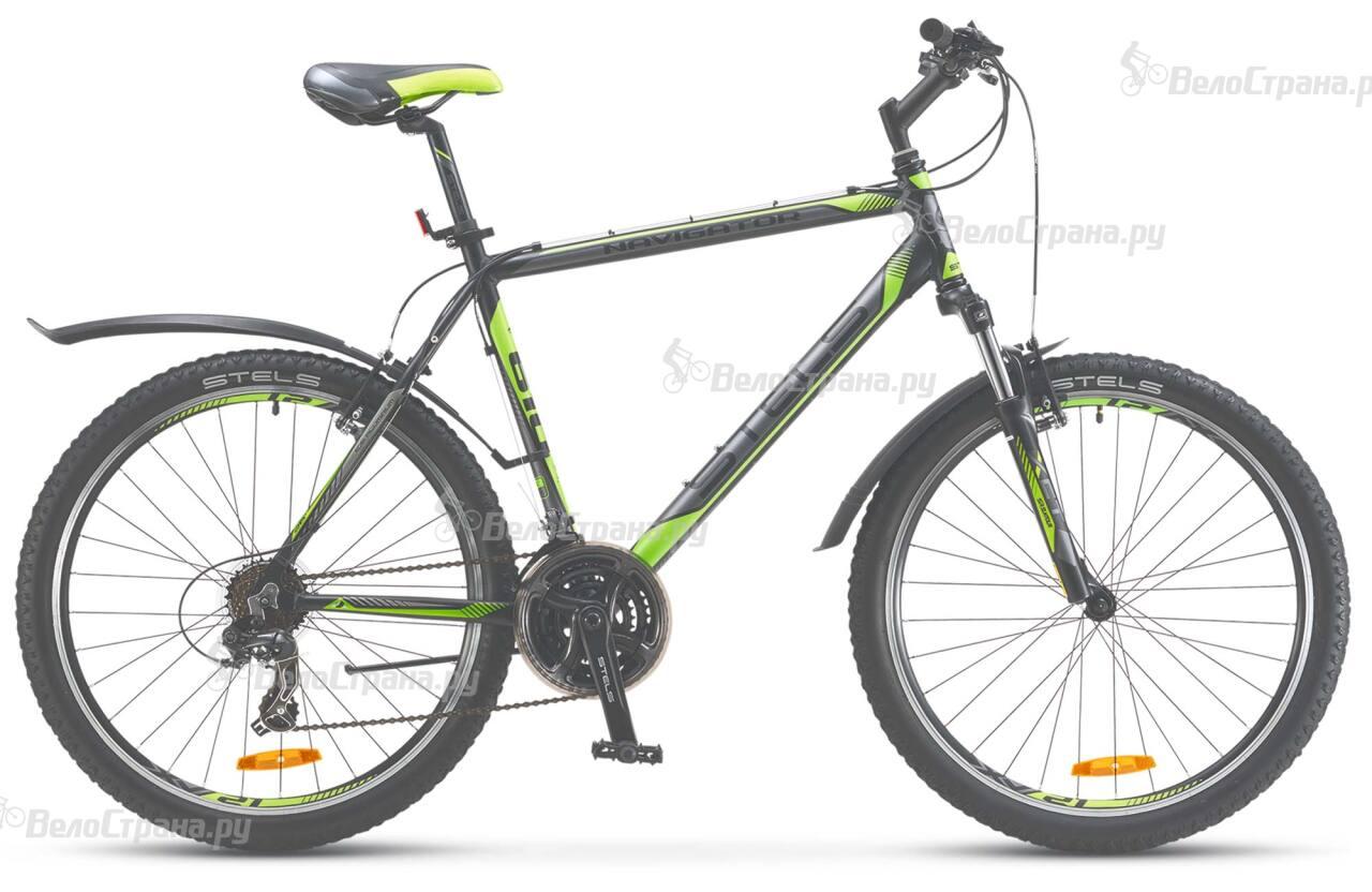 Велосипед Stels Navigator 610 V (2016) велосипед stels navigator 450 v 2016