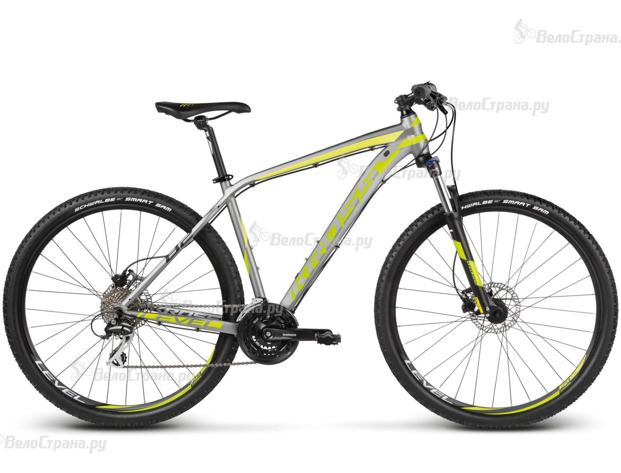 Велосипед Kross Level B2 (2017)