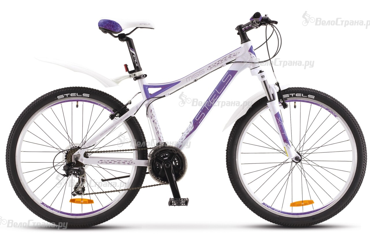 Велосипед Stels Miss 8500 V (2016) велосипед stels navigator 310 2016