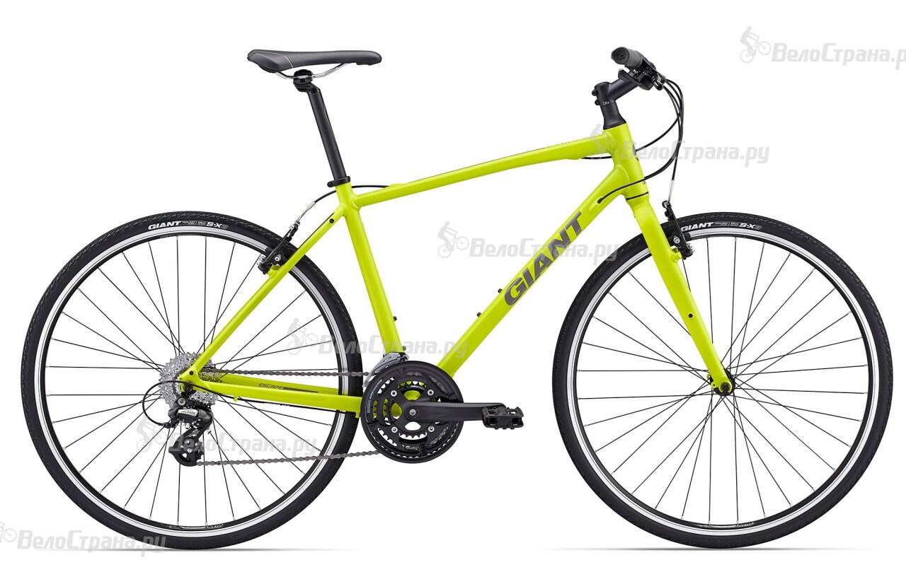 Велосипед Giant Escape 2 (2017)