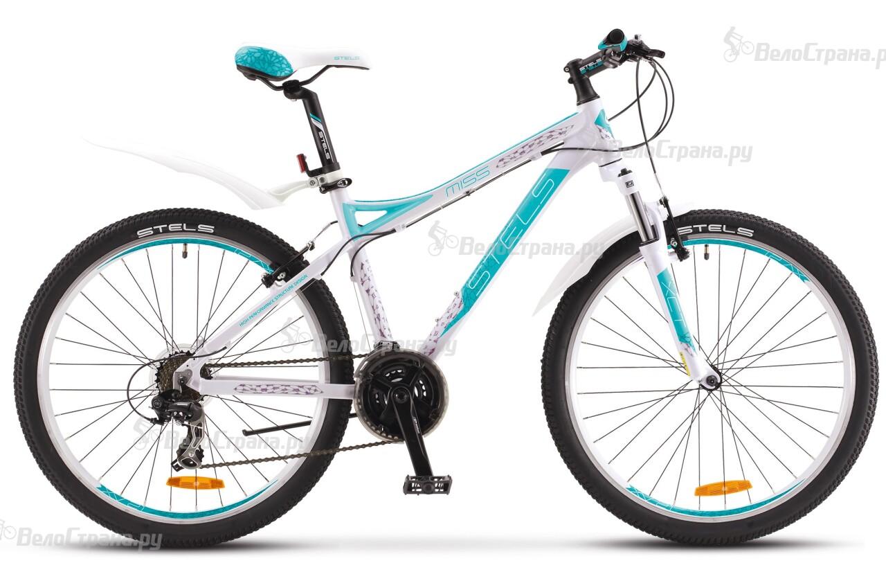 Велосипед Stels Miss 8300 V (2016) велосипед stels navigator 250 2016