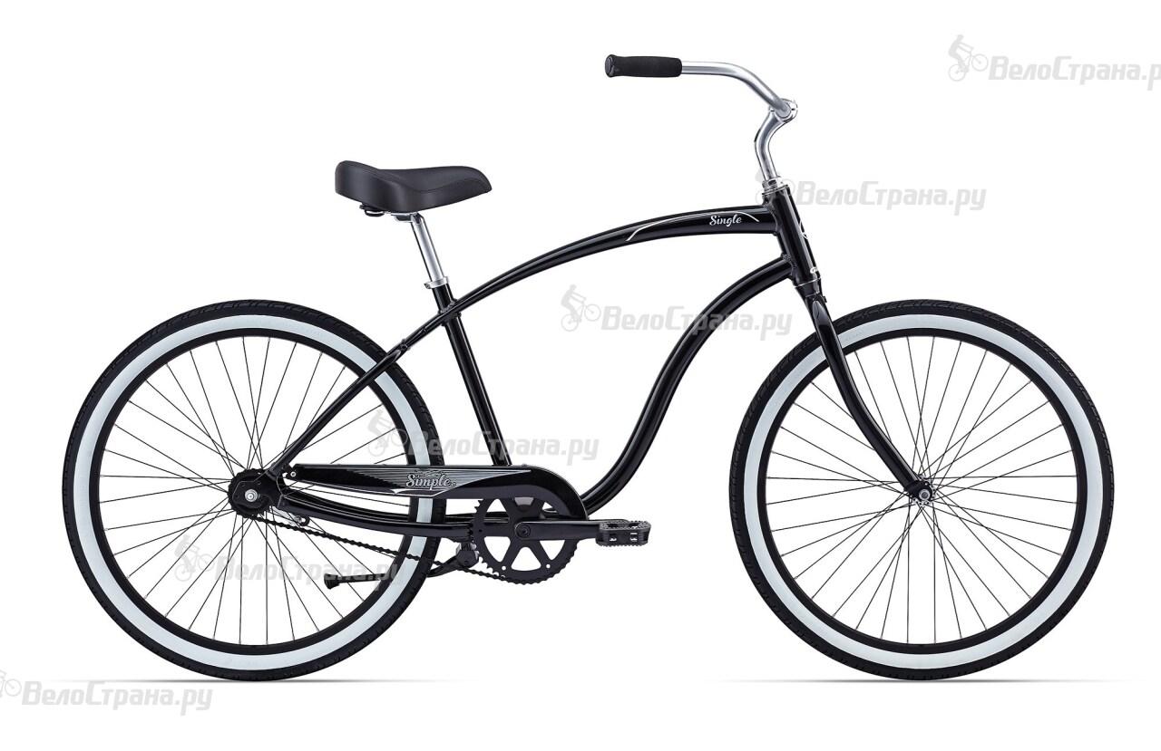 Велосипед Giant Simple Single (2017)