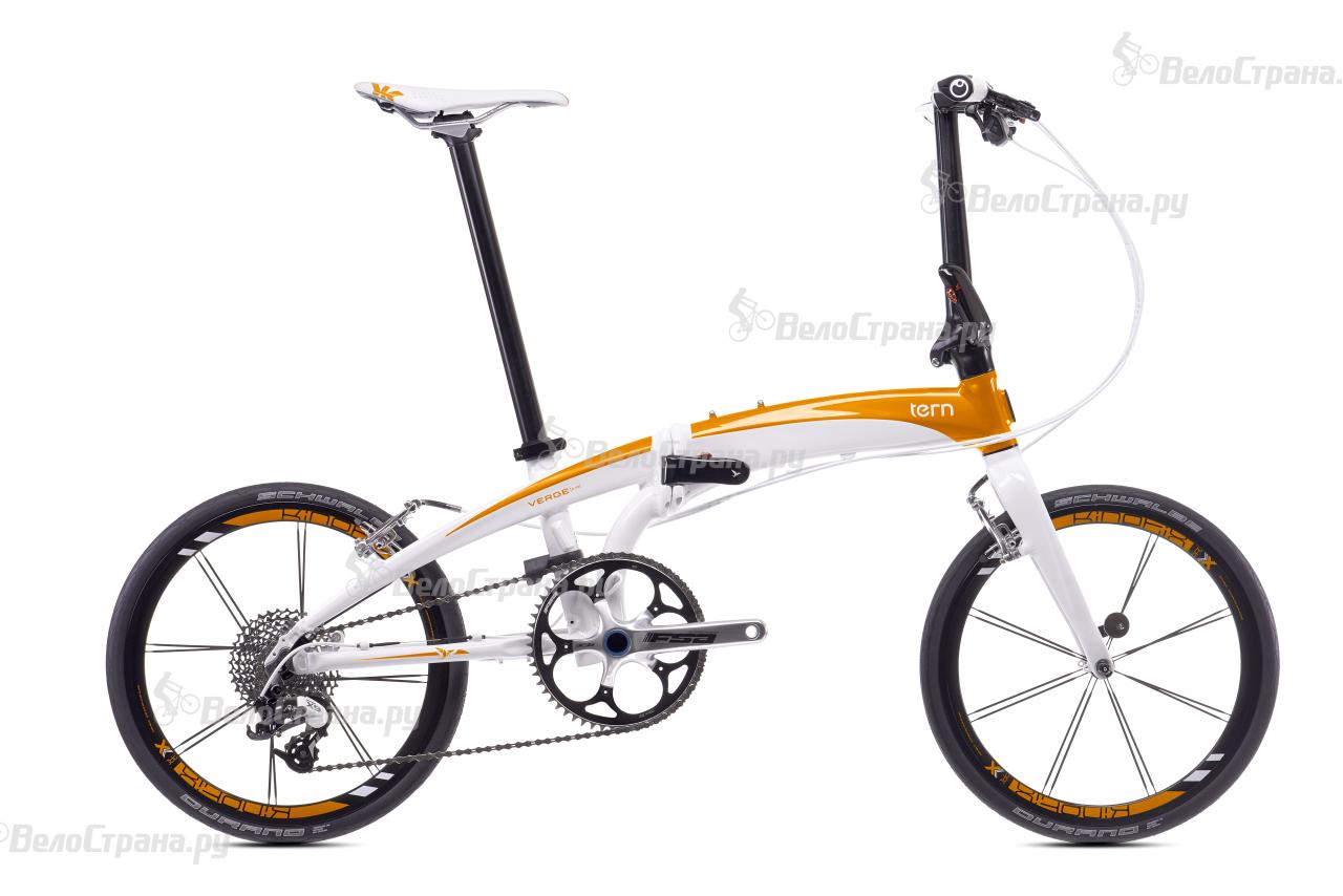 Велосипед Tern Verge X10 (2017)