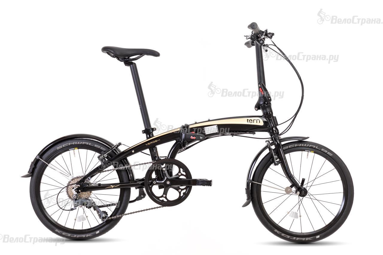 Велосипед Tern Verge N8 (2017) велосипед tern node d16 2015