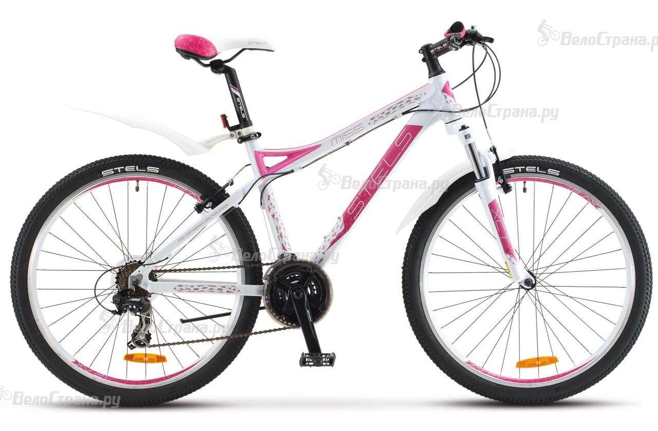 Велосипед Stels Miss 8100 V (2016) велосипед stels miss 8100 2013