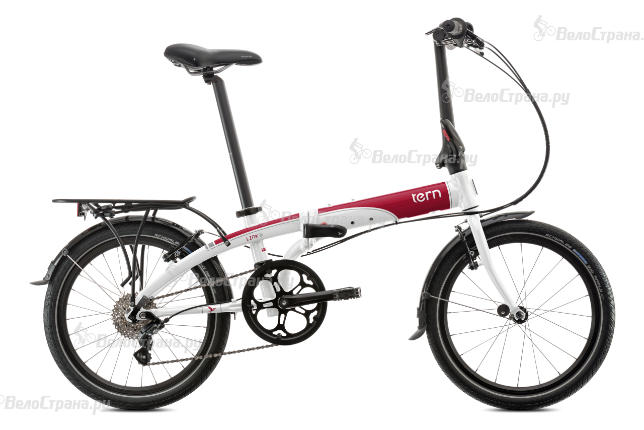 Велосипед Tern Link D8 (2017)