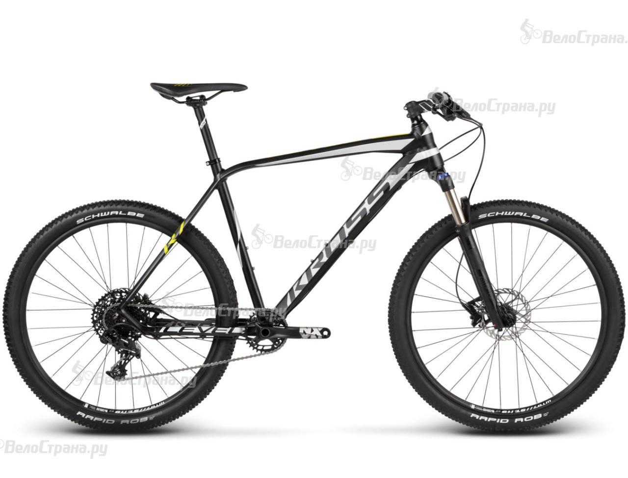 Велосипед Kross Level R7 (2017) велосипед kross level r7 2015