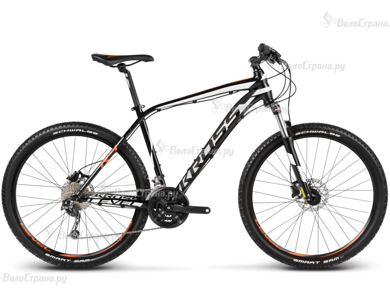 Велосипед Kross Level R4 (2017) r4 5a
