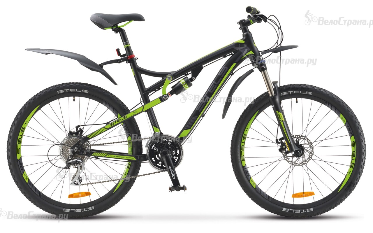 Велосипед Stels Tornado MD (2016) велосипед stels voyager md 2015
