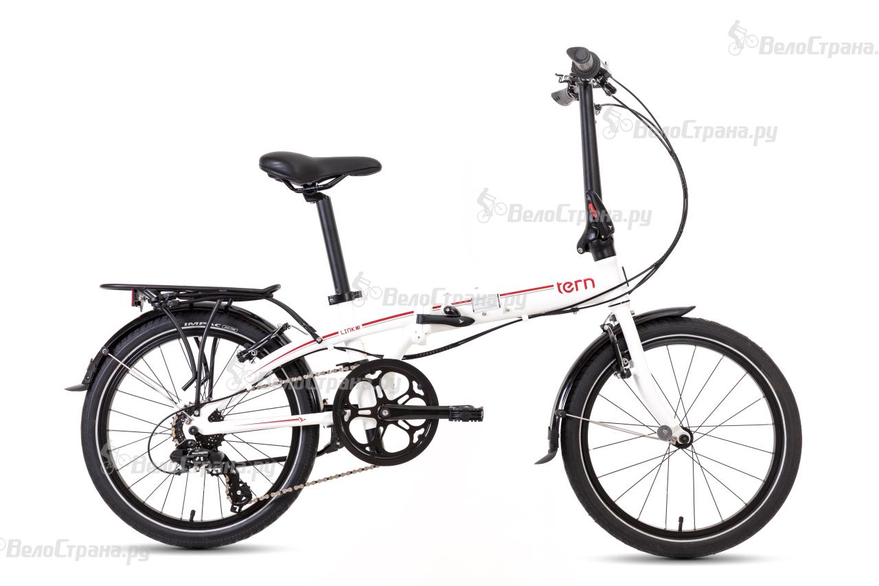 Велосипед Tern Link C8 (2017) велосипед tern node d16 2015
