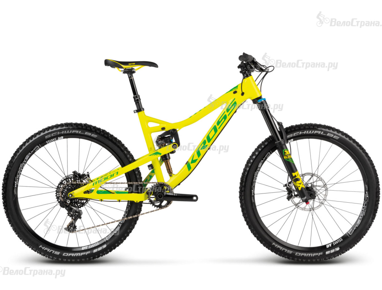Велосипед Kross Moon 3.0 (2017)