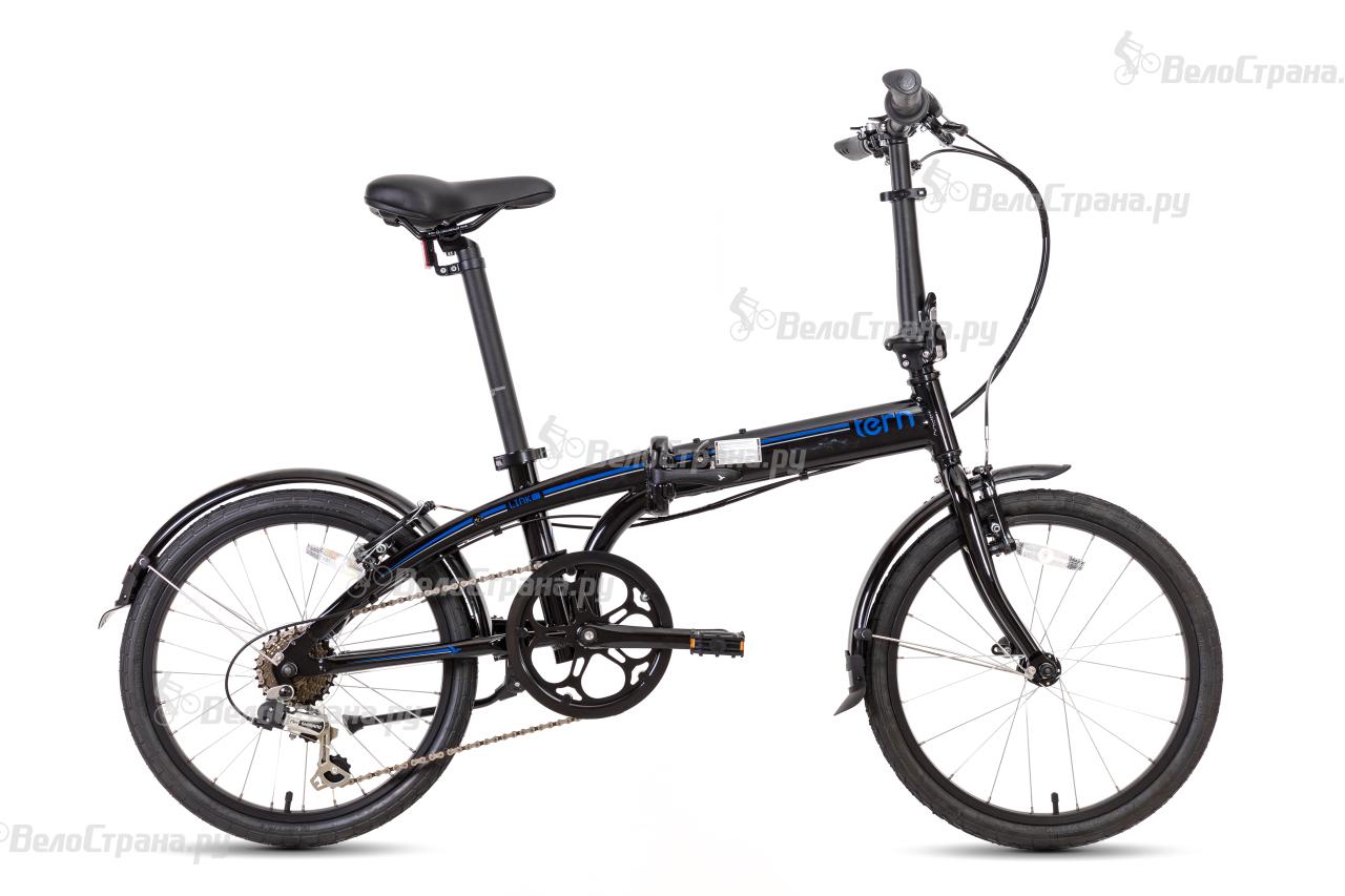 Велосипед Tern Link B7 (2017) велосипед tern node d16 2015