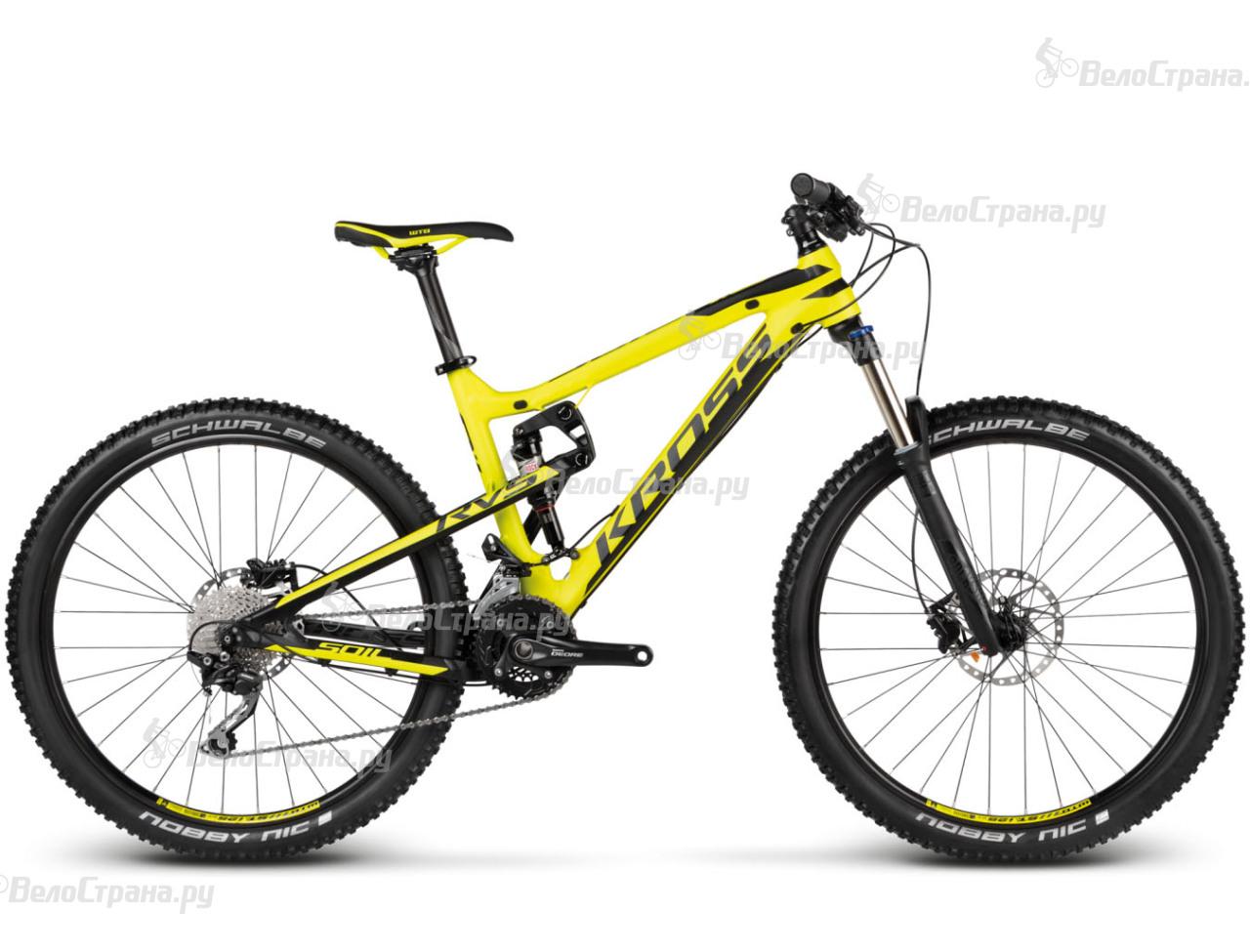Велосипед Kross Soil 1.0 (2017) soil ph