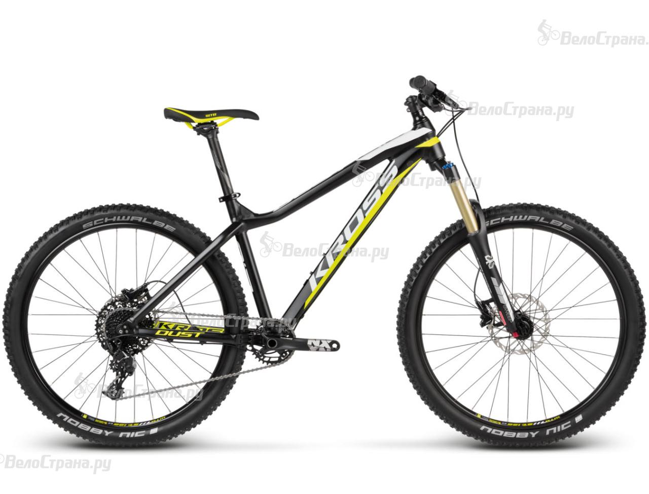 Велосипед Kross Dust 2.0 (2017)