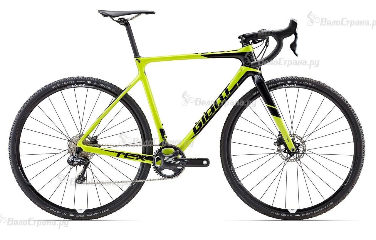 Велосипед Giant TCX Advanced Pro 1 (2017)