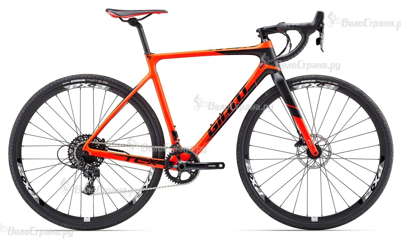 Велосипед Giant TCX Advanced SX (2017)